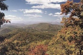 Blood Mountain (Appalachian Trail, GA)