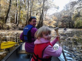 Congaree National Park (via canoe)